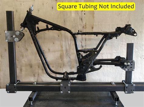 Chop Source Diy Motorcycle Frame Jig Kit