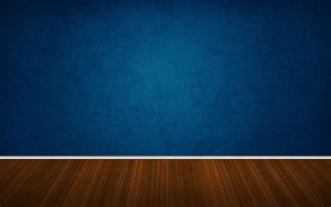 3458 modern blue wallpaper modern wall and floor background with floorboard and wall