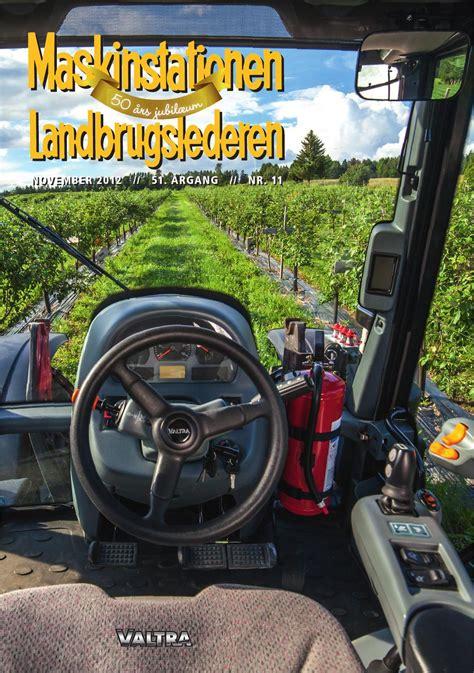 ISSUU - Maskinstationen & Landbrugslederen by Solid Media ...