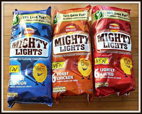 mighty walkers lights
