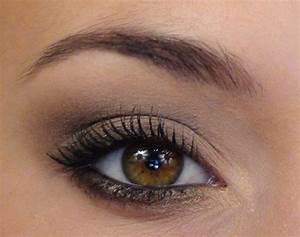 Maquillage Soirée Yeux Marrons : maquillage yeux naturels maquillage mariage sur ~ Melissatoandfro.com Idées de Décoration