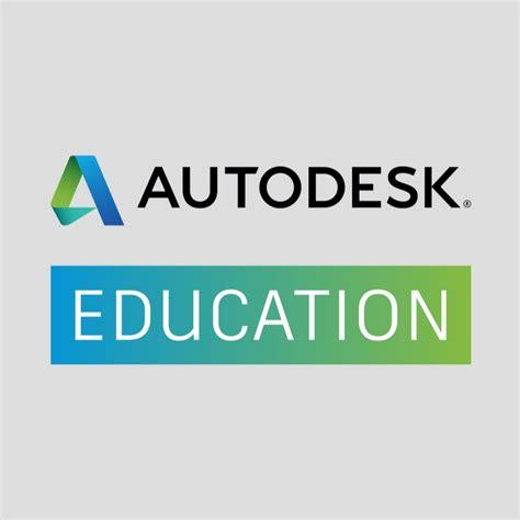 autodesk education youtube
