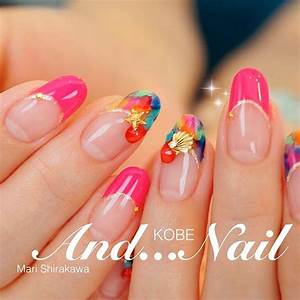21 Chic Pink And Gold Nails Designs | NailDesignsJournal.com