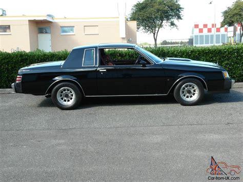 1987 Buick Regal Turbo by 1987 Buick Regal Turbo T
