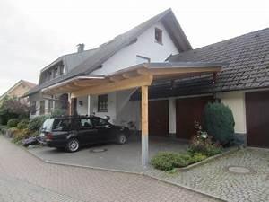 Carport Vor Garage : carport ~ Lizthompson.info Haus und Dekorationen