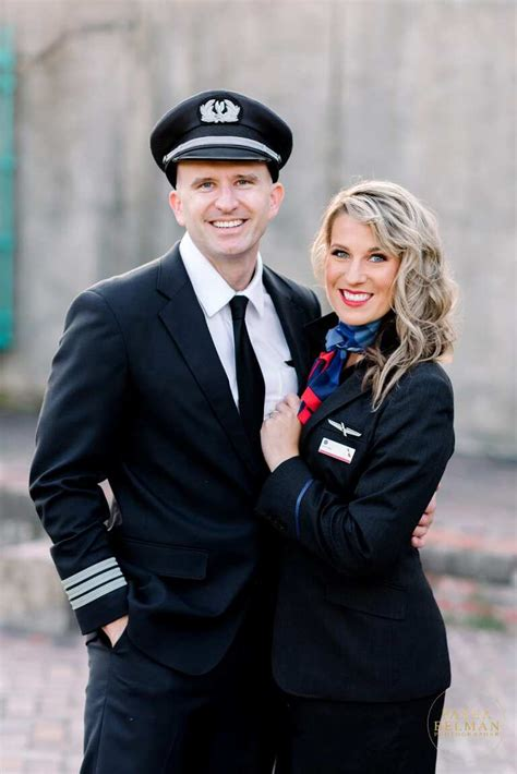 American Airline Love Story Kristina & Jacob's