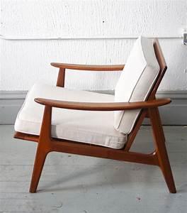 Mid Century Möbel : mid century modern danish style lounge chair 50s 60s ~ A.2002-acura-tl-radio.info Haus und Dekorationen