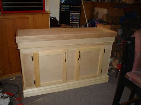 wooden fish tank stands plans diy   diy toy