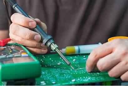 Solder Supply Power Fume Unit Uninterruptible Repair