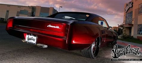Pimped Out Corvelle Aka Chevy Chevelle