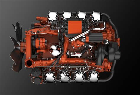 Scania Industrial Engines Ready For 2014