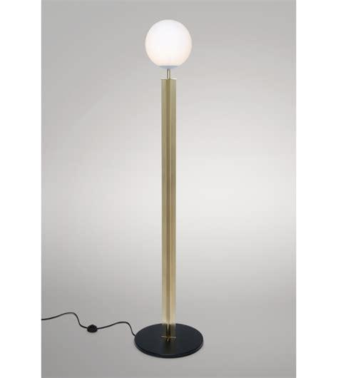 column globe atelier areti floor lamp milia shop