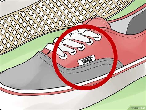 Come Riconoscere Le Vans False Sepatu Pdh Wanita Paskibra Safety Jogger X2020p Bola Classic Adventure Kowad Ringan Cr7 Tni Lazada