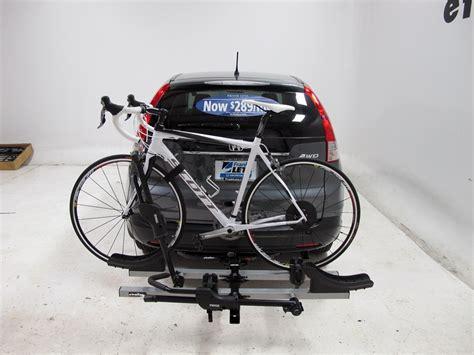 bike rack honda crv honda cr v thule t2 2 bike rack platform style tilting
