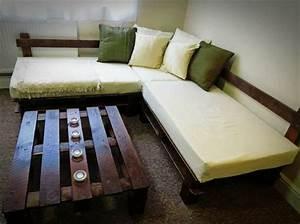 Gartensofa Selber Bauen : sofa selber bauen 70 ideen und bauanleitungen ~ Whattoseeinmadrid.com Haus und Dekorationen
