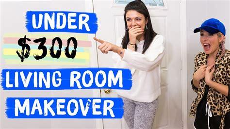Under 0 Living Room Makeover