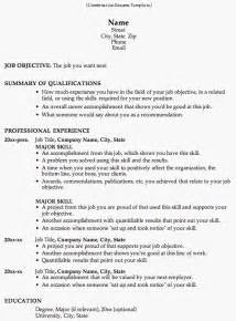 resume objective statement for career change combination resume template
