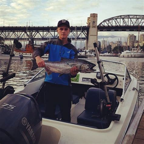 Fishing Boat Rental Vancouver fishing boats granville island boat rentals vancouver