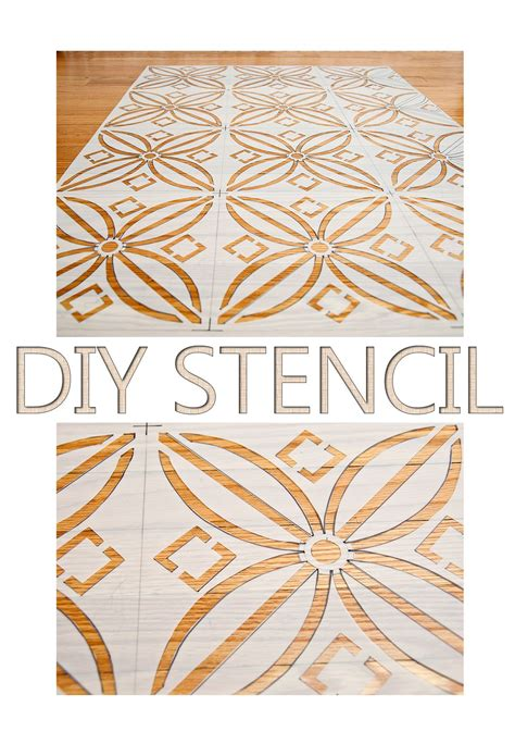 How To Make A Stencil…no Costly Gadgets Required!  Crafty  Pinterest  Decoração, Artesanato E