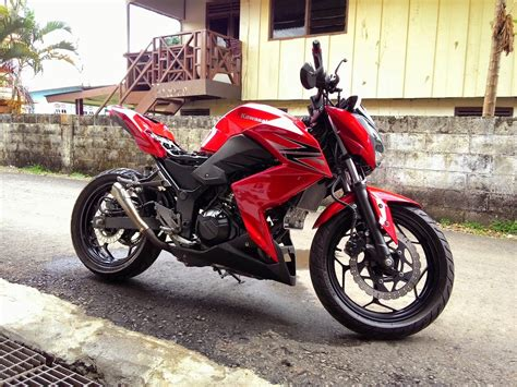 Kawasaki Z250 Modifikasi by Kawasaki Z250 Modifikasi Thecitycyclist