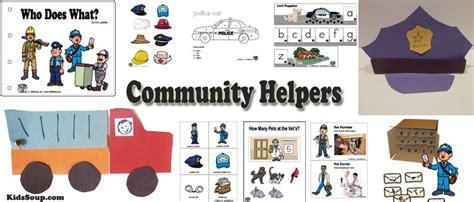 community helpers preschool activities crafts lessons 903 | Community Helpers activities Preschool