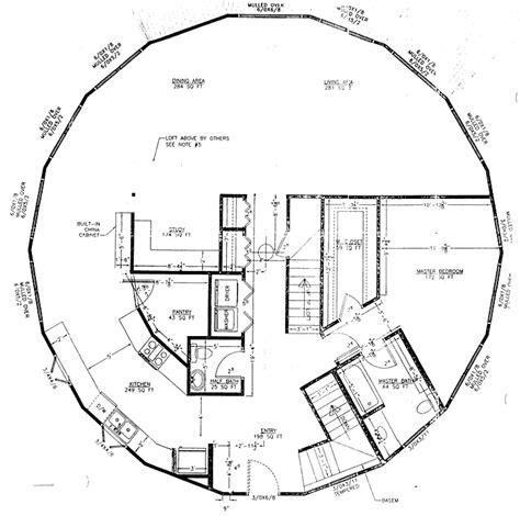 Round Home Plans Smalltowndjscom