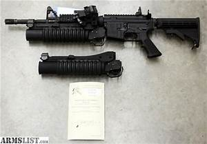 ARMSLIST - For Sale: Knights Armament M203 Grenade ...
