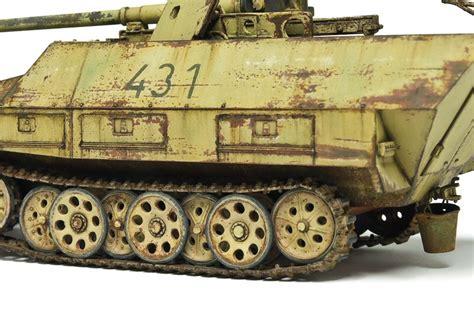 만지작 만지작 sd kfz 251 22 ausf d pakwagen
