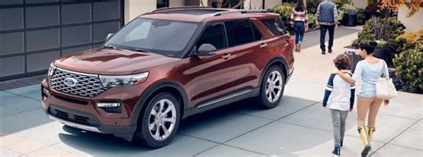 leather seating options   ford explorer