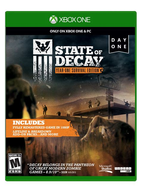 Watch 1080p State Of Decay Xbox One Debut Trailer Gamespot