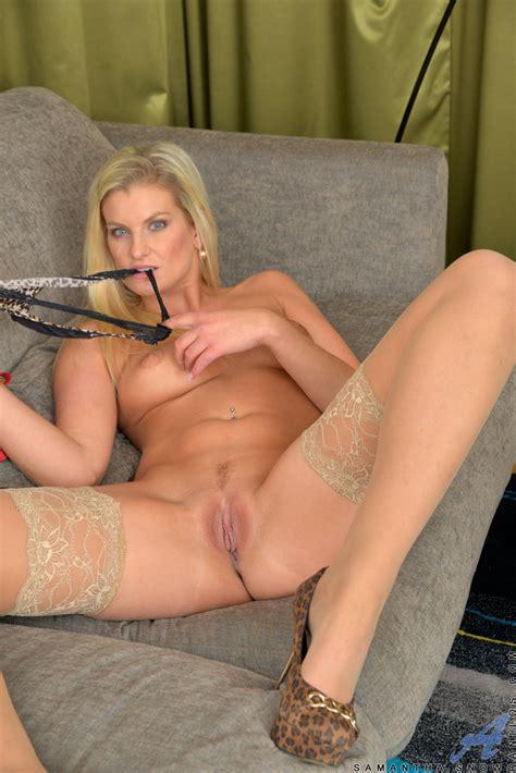 Freshest mature Women On The Net Featuring Anilos Samantha Snow 2v_hot Orgasm