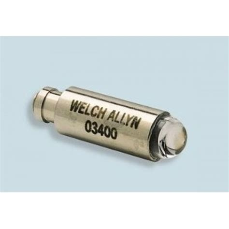 welch allyn replacement bulb for pocketscope otoscope 2 5v