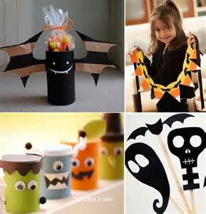 Kids Halloween Candy Craft