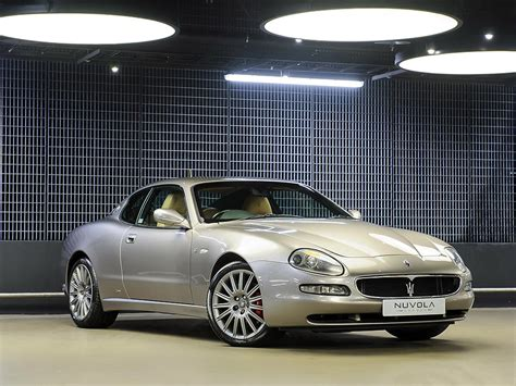used maserati used 2004 maserati 4200 v8 cambio corsa for sale in london