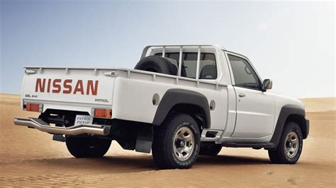 nissan pickup 4x4 nissan patrol pick up off road 4x4 commercial truck