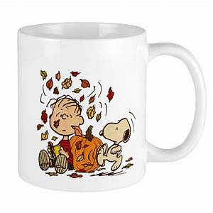 Cafepress, -, Fall, Peanuts, Mug, -, Unique, Coffee, Mug, Coffee, Cup, Cafepress, -, Walmart, Com