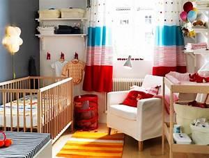 Kleines Kinderzimmer Ideen : kleines kinderzimmer clevere ideen kinderzimmer mit sniglar babybett buche sniglar ~ Orissabook.com Haus und Dekorationen