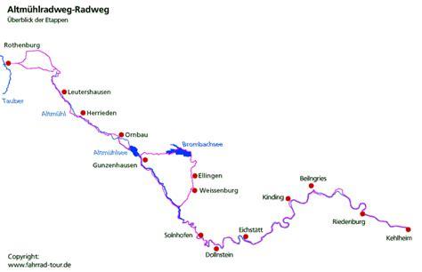 altmuehltalradweg tourenbeschreibung