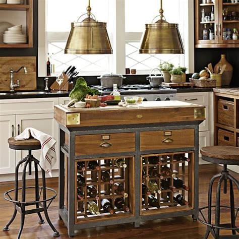 kitchen island with drawers chef 39 s kitchen island with drawers williams sonoma