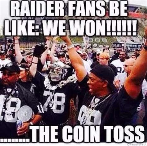 Funny Raider Memes - hahaha raiders meme raiders and meme
