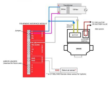 zone valve wiring diagram honeywell somurichcom