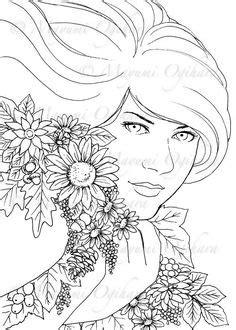 Pin on COLORING - WOMEN