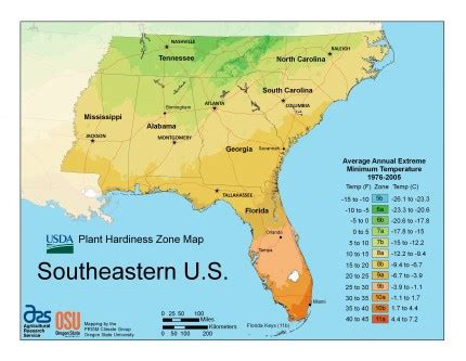 usda unveils new plant hardiness zone map tennessee home and farm