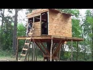 Baumhaus Ohne Baum : unser selbstgebautes baumhaus doovi ~ Lizthompson.info Haus und Dekorationen