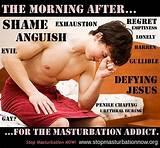 The most personal addiction masturbation