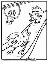 Coloring Pages Playground Sheets Story Bots Activity Sheet Storybots Printable Print Precious Moments Colouring Activities Worksheets Birthday Stuff Hobby Pinter sketch template