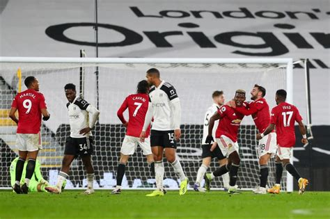 Fulham vs Manchester United player ratings: Paul Pogba ...