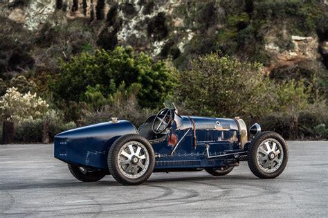 The Bugatti Type-35 Grand Prix Car Lives Again Thanks To ...