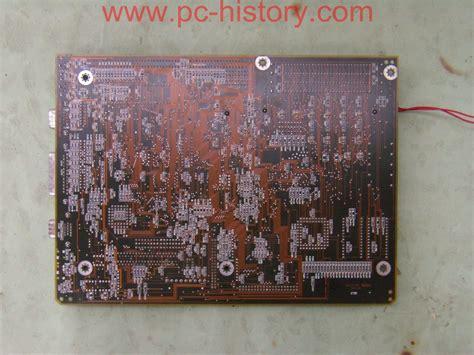 Datoru muzejs Mātes plate 386