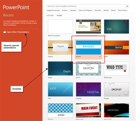 microsoft powerpoint examples template microsoft powerpoint 2013 tutorials